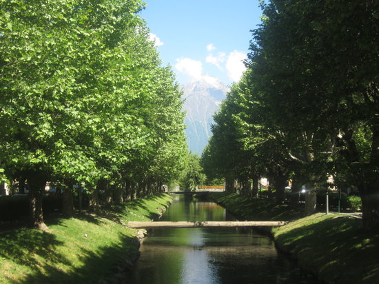 Le Bourg-d'Oisans, Frankrike: Lots of lovely local walks