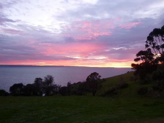 Antechamber Bay Retreats: Sunrise