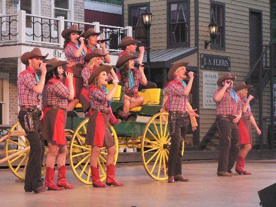 Medora Musical: The Burning Hills Singers