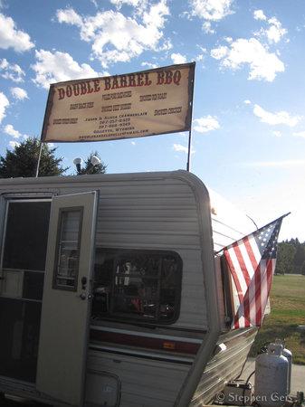 Double Barrel BBQ: BBQ Contact info