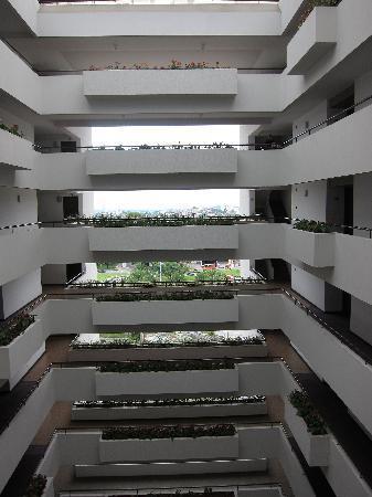 Movich Hotel Pereira : inside of hotel