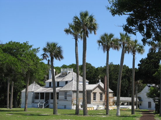 ‪Kingsley Plantation‬