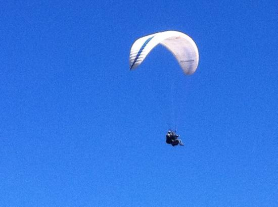 Adventure Paragliding: Soaring high above Glenwood Springs, trippy!!