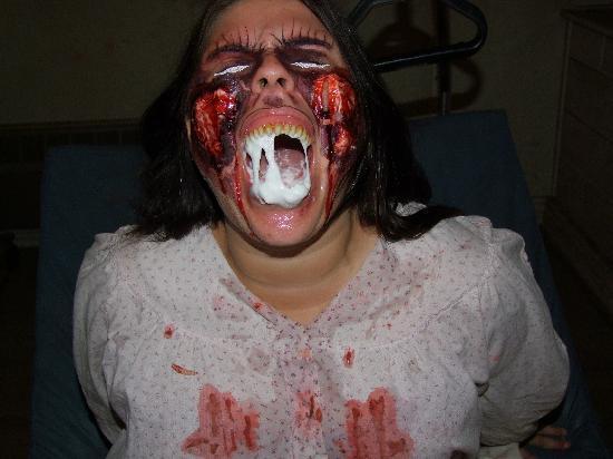 Spookers Haunted Attractions: Scareactor
