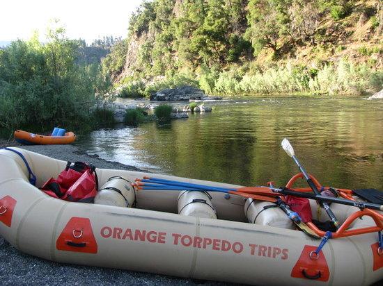Orange Torpedo Rafting Trips