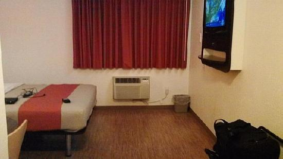 Motel 6 Idaho Falls: Room interior