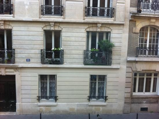 Hotel Mistral : From my window