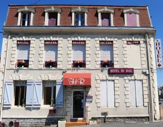 Photo of Hotel du Rail Hotel Regia St-Paul-Les-Dax