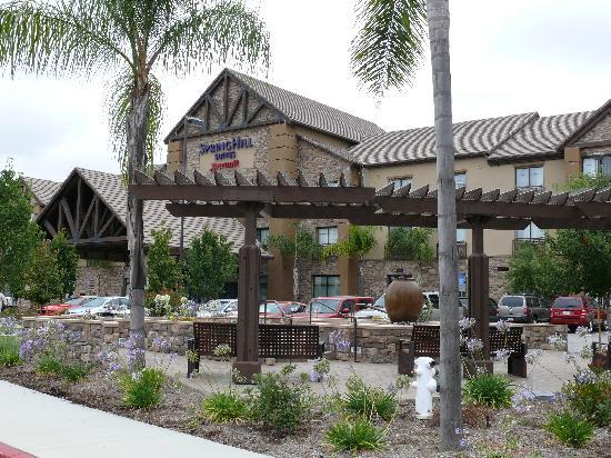 SpringHill Suites Temecula Valley Wine Country: Vorderseite