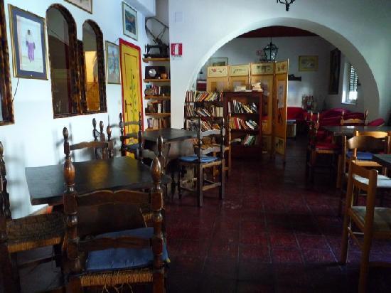 Letojanni, İtalya: Lounge