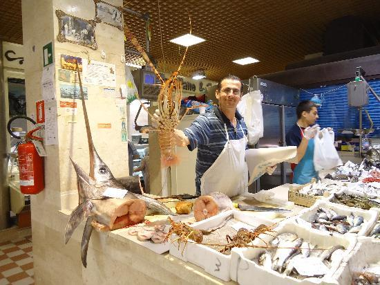San Benedetto market : S. Benedetto Market