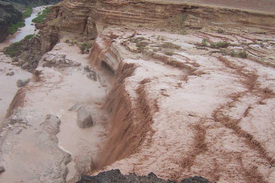 Grand Falls of the Little Colorado River: POWER