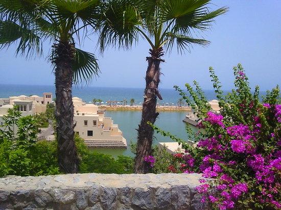 Cove Rotana Resort Ras Al Khaimah: Anlage