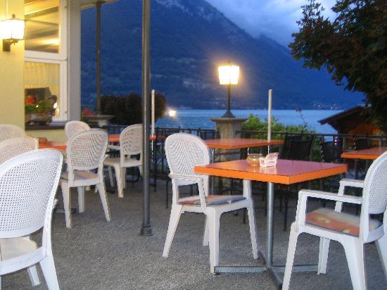 Hotel Oberlanderhof: View from terrace