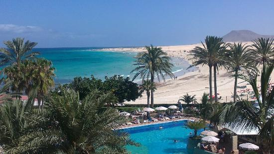 Hotel Riu Palace Tres Islas: from our balcony