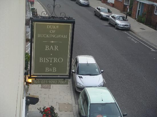 Duke Of Buckingham: High Street, Portsmouth