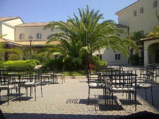 Greenblu Marinagri Hotel & SPA : aperitivo