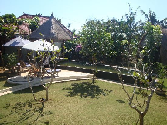 Rigils Lembongan Bungalows: Rigils area