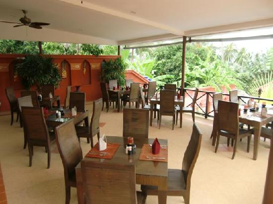 Chor Chang Villa Resort : Restaurant