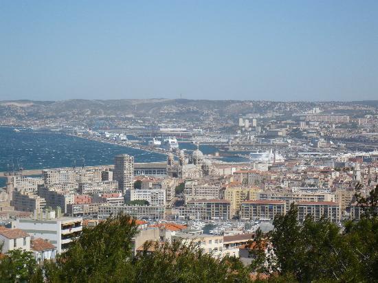 Petit Train Marseille: Marseille Stadtbesichtigung vom Minizug aus