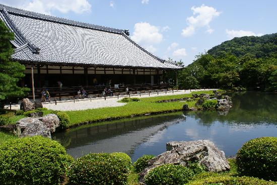 UNESCO Site Tenryu-ji Temple is a Must-Visit when in Arashiyama ...