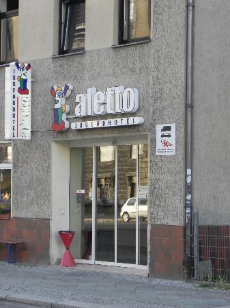 Acama Schoneberg Hotel+Hostel: Aletto ,Jugendhotel Schöneberg