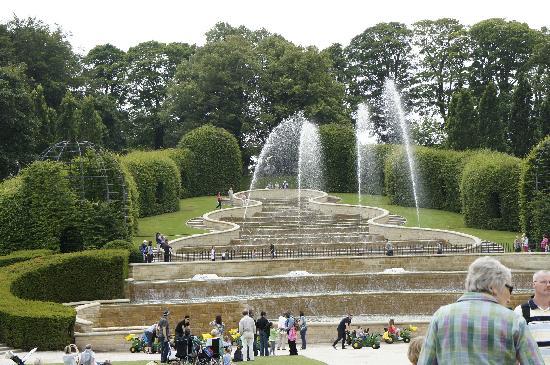 Bilton Barns: Alnwick gardens