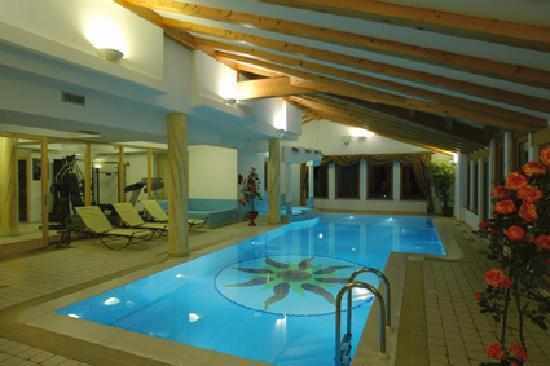 Hotel Salvadori: piscina
