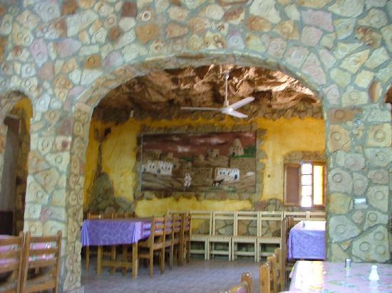 Old Oasis Hotel: Restaurant