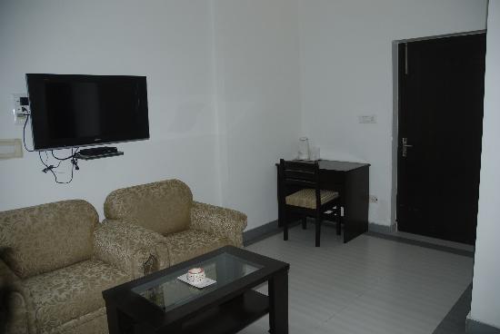 Hotel Galaxy: Spacious room