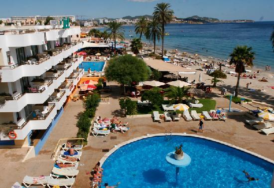 Apartamentos Bora-Bora - Picture of Ibiza Jet Apartments ...