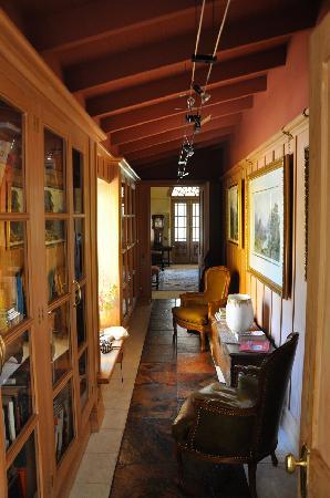 Punatapu : Library