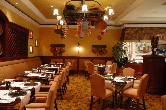 Golden Valley Casino: Kuipers Restaurant