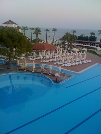 TUI Magic Life Club Belek: Activiteiten pool