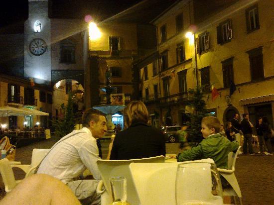 Piazza Montefiascone