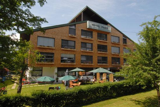 Hotel Park: Sommeransicht