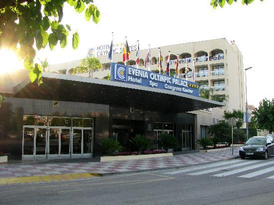 埃文尼亞奧運宮酒店照片