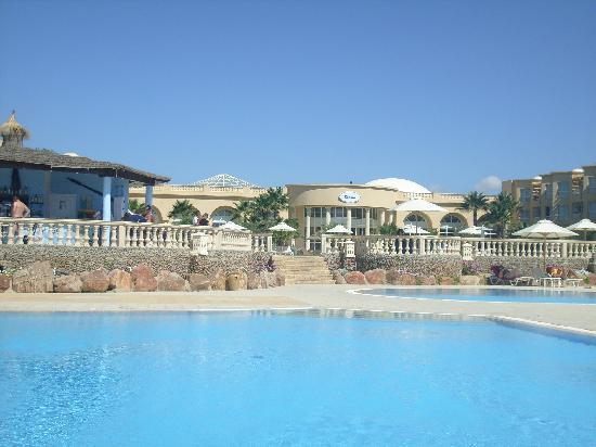 Cap-Bon Kelibia Beach Hotel & Spa: Piscine