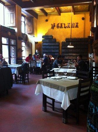 Restaurante Sidreria La Galana