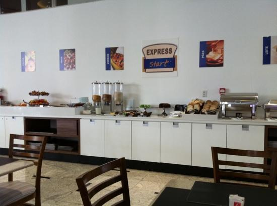 Holiday Inn Cuiaba: breakfast