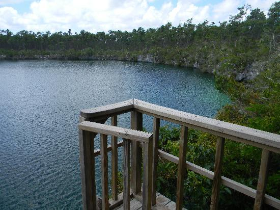 Love At First Sight Hotel: Captain Bill's Blue Hole