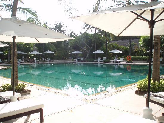 Piscina De Las Garden Villas Picture Of Melia Bali Nusa Dua Tripadvisor
