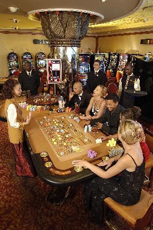 Kalahari Sands Casino: Casino - Roulette