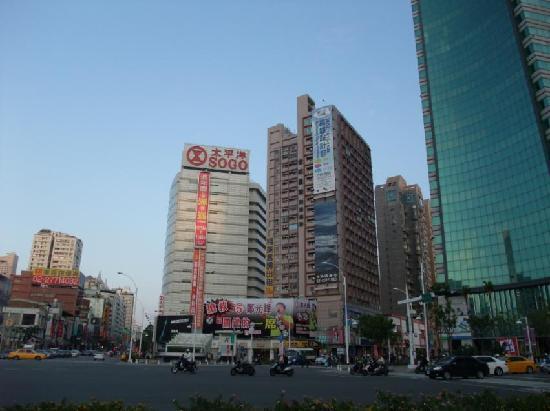 SOGO Kaohsiung: そごう3
