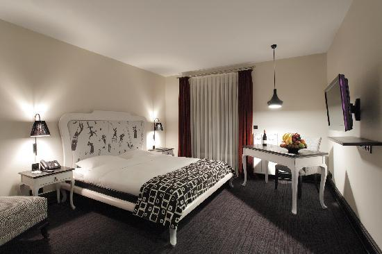 Lush Hotel Taksim: Elegance Bedroom