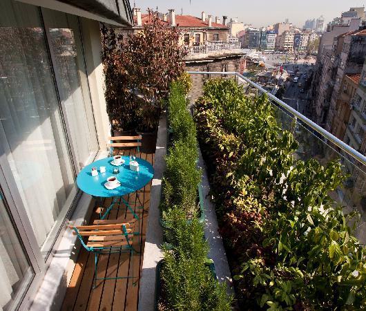 Lush Hotel Taksim: Lush Hotel