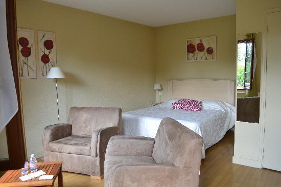 Auberge de Launay: Garden Room