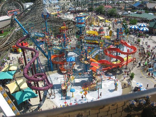 Boardwalk Kids Area Picture Of Hersheypark Hershey Tripadvisor