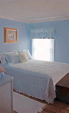 1892 Seneca Inn: Blue Room