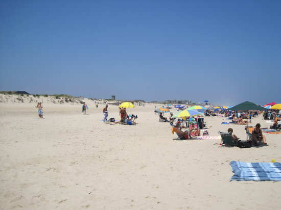 Rehoboth Beach, DE: Wide open, clean beaches!